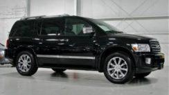 Infiniti QX56 SUV Tour