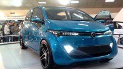 Proton Emas Hybrid Concept designed by Italdesign