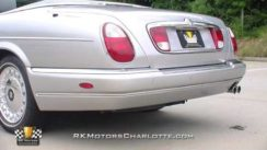 2000 Rolls-Royce Corniche Quick Video Tour