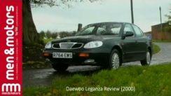 2000 Daewoo Leganza Review Video