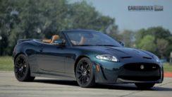 2012 Jaguar XKR-S Convertible Road Test