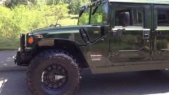 Hummer H1 HMC4 Slant Back Turbo Diesel Quick Look