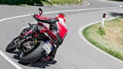 2015 Ducati Monster 821 Driving Scenes