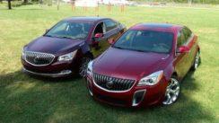 2014 Buick Regal GS vs LaCrosse 0-60 MPH Review