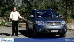 Ssangyong Korando Road Test Review