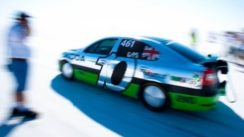 Skoda Octavia VRS World Speed Record Video