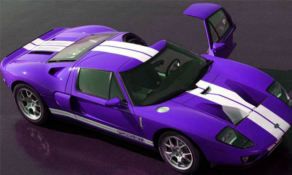 Ford Gt Doors ...