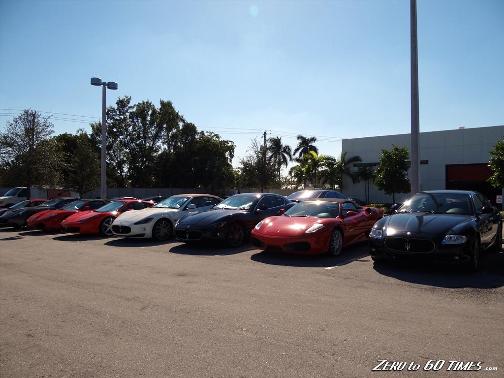 Maserati Ferrari Fort Lauderdale Florida ...